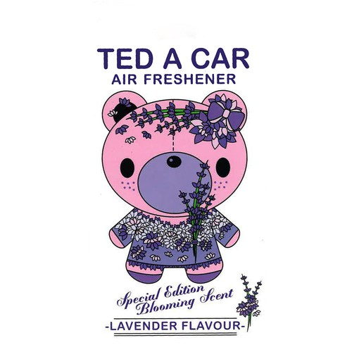 Ted A Car LAVENDER